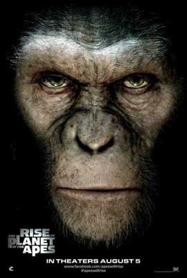 Rise of the Planet of the Apes - 27 x 40 Movie Poster - International Style B