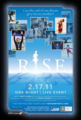 Rise (TV) - 43 x 62 TV Poster - Style A