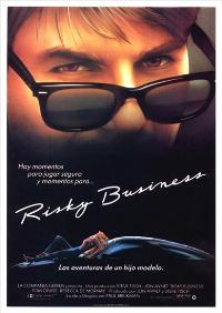 Risky Business - 11 x 17 Movie Poster - Spanish Style A