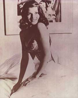 Rita Hayworth - 27 x 35 Movie Poster - Style A