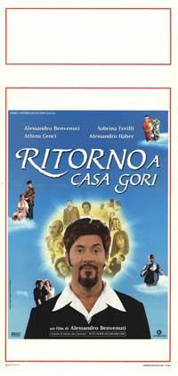 Ritorno a casa Gori - 13 x 28 Movie Poster - Italian Style A