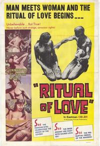 Ritual of Love - 11 x 17 Movie Poster - Style A