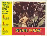 Ritual of Love - 11 x 14 Movie Poster - Style H