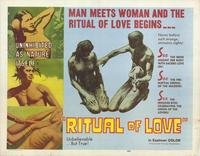 Ritual of Love - 11 x 14 Movie Poster - Style A