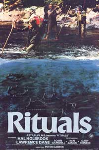 Rituals - 11 x 17 Movie Poster - German Style B
