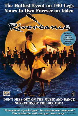 River Dance - 11 x 17 Movie Poster - Style A