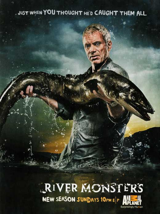 River Monsters movie