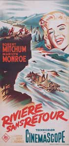River of No Return - 20 x 40 Movie Poster - Style A