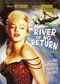 River of No Return - 11 x 17 Movie Poster - Style B