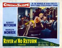 River of No Return - 11 x 14 Movie Poster - Style A
