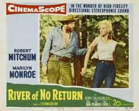 River of No Return - 11 x 14 Movie Poster - Style C
