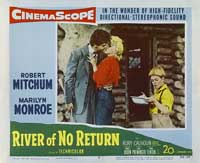River of No Return - 11 x 14 Movie Poster - Style E