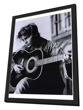 River Phoenix - 27 x 40 Movie Poster - Style A - in Deluxe Wood Frame