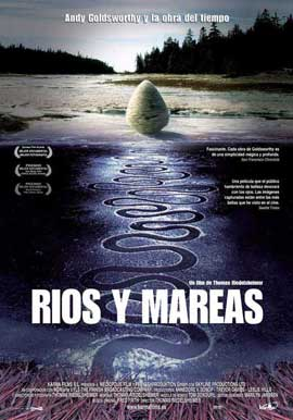 Rivers and Tides - 27 x 40 Movie Poster - Spanish Style A