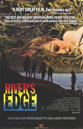 Rivers Edge - 11 x 17 Movie Poster - Style C