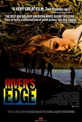 Rivers Edge - 27 x 40 Movie Poster - Style B
