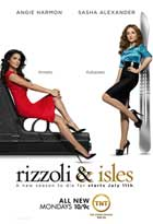 Rizzoli & Isles - 11 x 17 Movie Poster - Style C