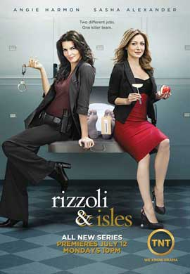 Rizzoli & Isles - 11 x 17 TV Poster - Style A