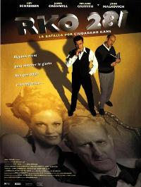 RKO 281 - 27 x 40 Movie Poster - Spanish Style A