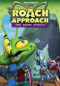 Roach Approach: The Mane Event - 11 x 17 Movie Poster - Style A