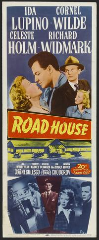 Road House - 14 x 36 Movie Poster - Insert Style A