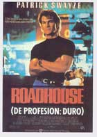 Road House - 11 x 17 Movie Poster - Spanish Style A