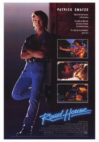 Road House - 43 x 62 Movie Poster - Bus Shelter Style A