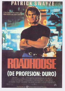 Road House - 27 x 40 Movie Poster - Spanish Style A