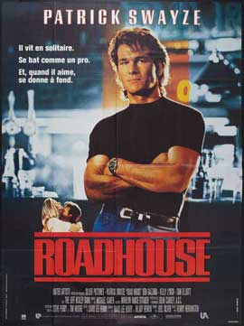 Road House - 11 x 17 Movie Poster - French Style A