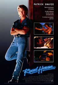 Road House - 11 x 17 Movie Poster - Style A - Museum Wrapped Canvas