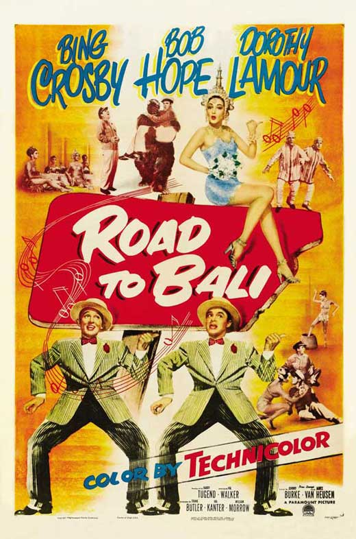 Road to Bali Movie Posters From Movie Poster Shop Raising Hope Cast