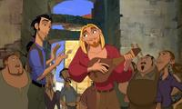 The Road to El Dorado - 8 x 10 Color Photo #2
