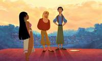The Road to El Dorado - 8 x 10 Color Photo #5