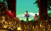 The Road to El Dorado - 8 x 10 Color Photo #9