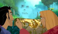 The Road to El Dorado - 8 x 10 Color Photo #17