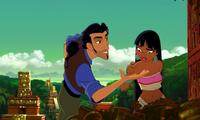 The Road to El Dorado - 8 x 10 Color Photo #18