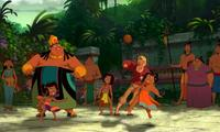 The Road to El Dorado - 8 x 10 Color Photo #19