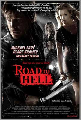 Road to Hell - 27 x 40 Movie Poster - Style A