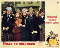 The Road to Morocco - 11 x 14 Movie Poster - Style A