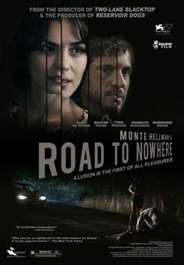 Road to Nowhere - 11 x 17 Movie Poster - Style A