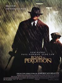 Road to Perdition - 30 x 40 Movie Poster - French Style A
