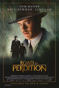 Road to Perdition - 27 x 40 Movie Poster - Style B