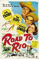 Road to Rio - 11 x 17 Movie Poster - Style A