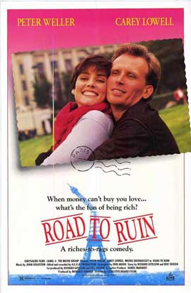 Road to Ruin - 11 x 17 Movie Poster - Style A