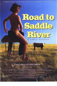 Road to Saddle River - 11 x 17 Movie Poster - Style A