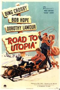 The Road to Utopia - 43 x 62 Movie Poster - Bus Shelter Style A