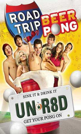 Road Trip: Beer Pong - 11 x 17 Movie Poster - Style A