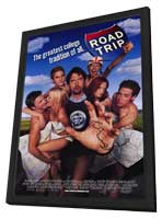 Road Trip - 11 x 17 Movie Poster - Style A - in Deluxe Wood Frame