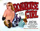 Roadhouse Girl - 22 x 28 Movie Poster - Half Sheet Style A