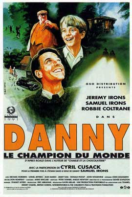 Roald Dahl's Danny the Champion of the World - 11 x 17 Movie Poster - French Style A
